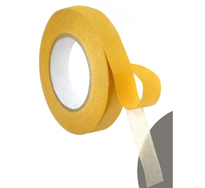 DC-4109RS - Double Sided Clear Polyester Tape