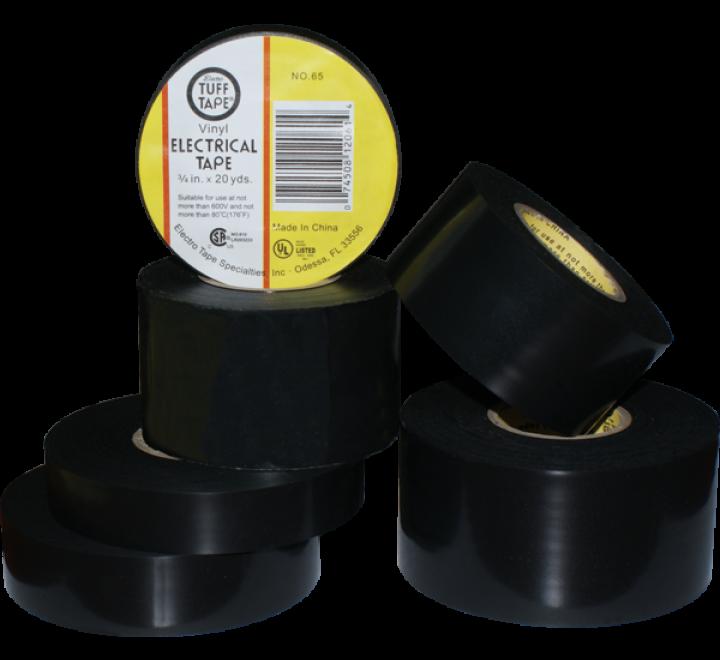 """EL-65 - 3/4"""" x 60' General Purpose Electrical Tape"""