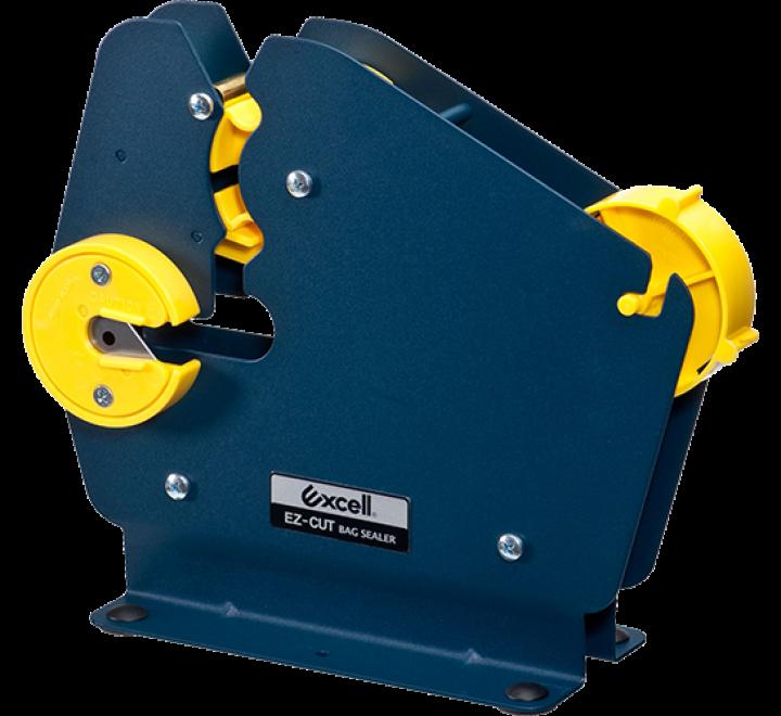 ET-808K - Wide Neck Produce Tape Dispenser & Bag Sealer