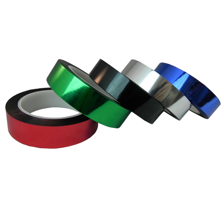 MMYP-1 - Metalized Polyester Film Tapes