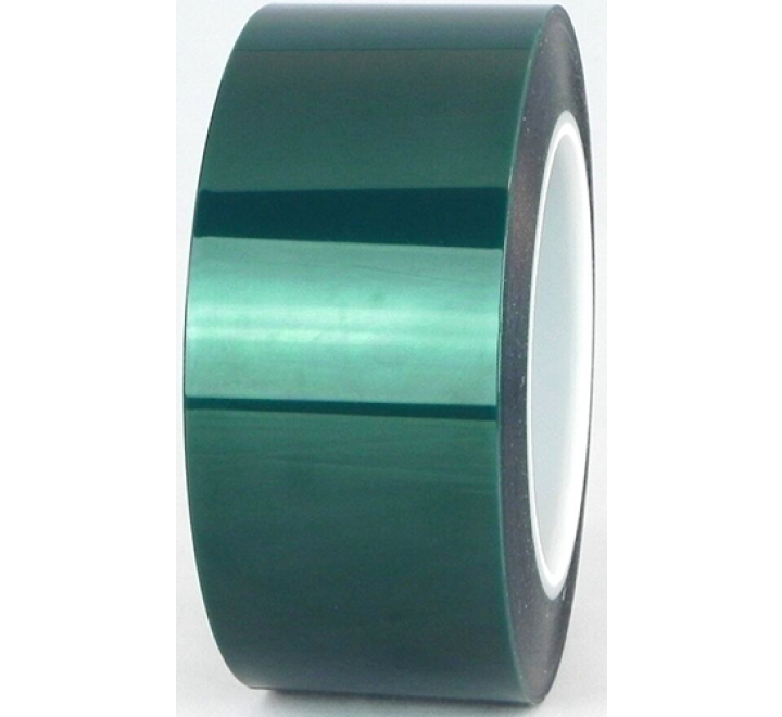 MYP-36GS - Emerald Green Polyester Splicing & Printed Circuit Board Tape, Silicone Adhesive