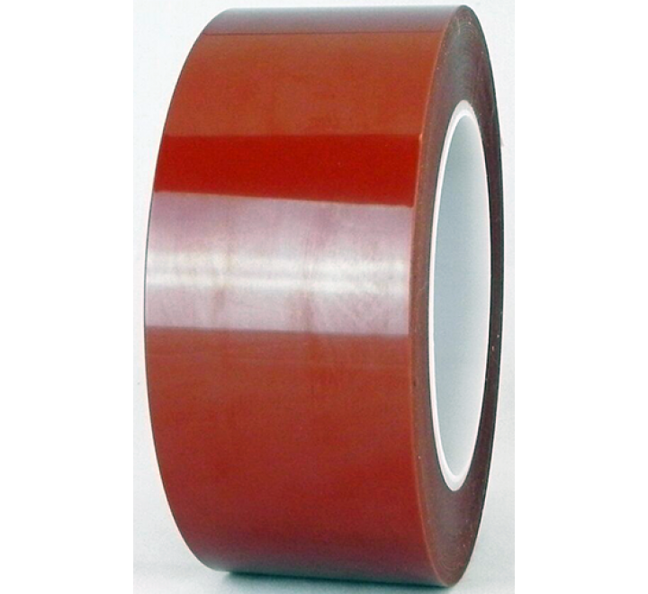 MYP-36OS - Brown/Rust Polyester Splicing & Printed Circuit Board Tape, Silicone Adhesive