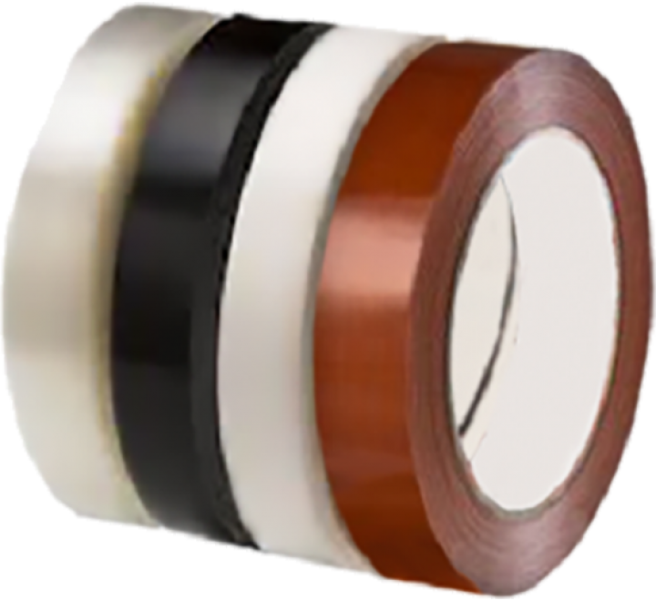 PP-500 - 2.8 Mil Tensilized Polypropylene Strapping Tape