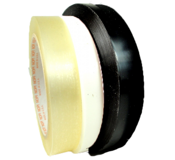 PP-800 - 3.8 Mil Tensilized Polypropylene Strapping Tape