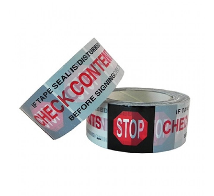 PP20S - Stop/Check Carton Sealing Tape