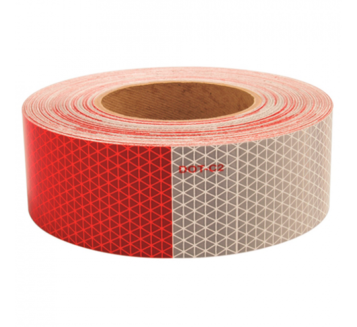 REF DOT 5 year warranty tape