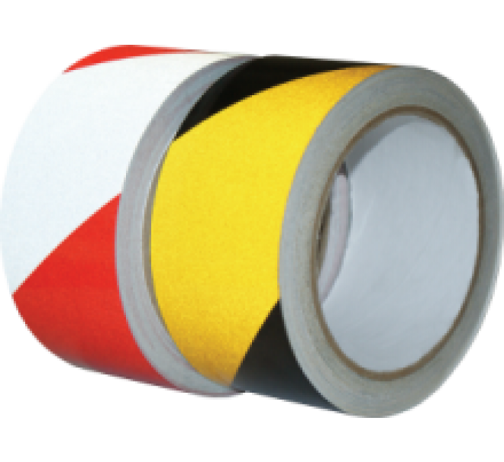 REF-5S - 50 Yd Reflective Tapes - Striped Engineering Grade