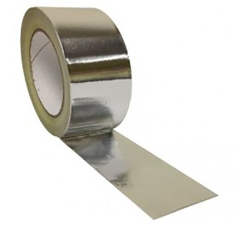 AF-50A - Acrylic Adhesive Aluminum Foil Tape w/Liner