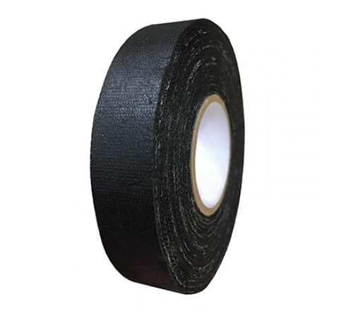CFT-45 - 15 Mil Black Cloth Friction Tape