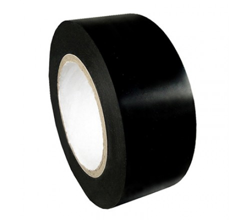 PWT-20C - Black SPVC Vinyl Pipe Wrap Tapes