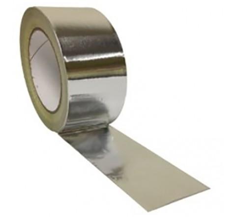 AF-12R - Rubber Adhesive Aluminum Foil Tape w/Liner
