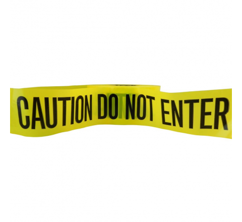 BRC-CDNE - Caution Do Not Enter Barricade Tape