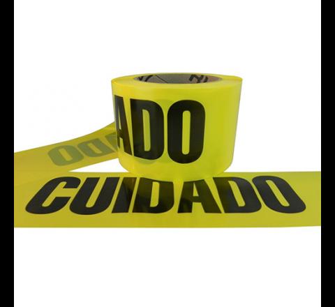 BRC-CUIS - Cuidado Barricade Tape