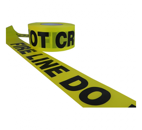 BRC-FLDNC - Fire Line Do Not Cross Barricade Tape