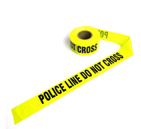 BRC-PLDNC - Police Line Barricade Tape