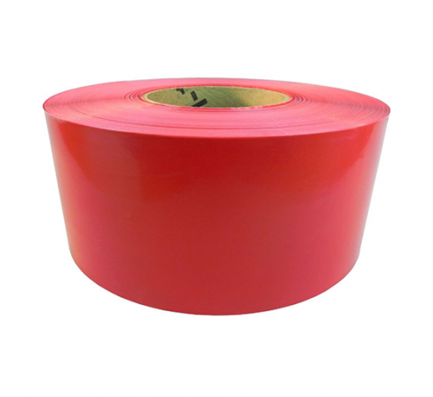 BRC-RNP - Blank Red Barricade Tape