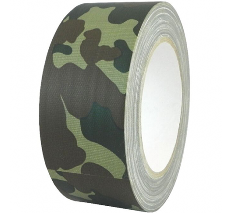 CDT-80CAM - Camouflage Cloth Duct Tape