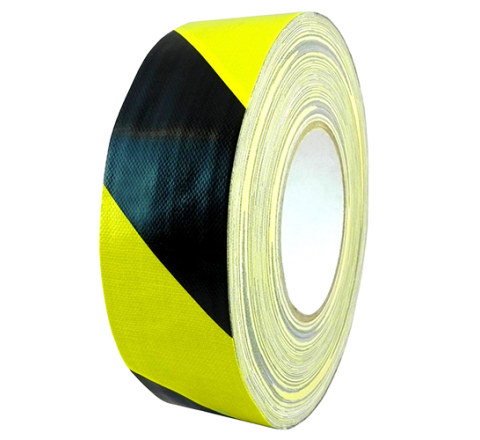 CDT-HS - Hazard/Striped Duct Tape