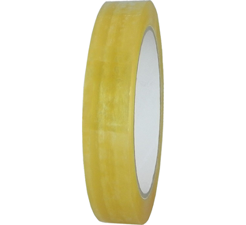 CELLO - 1.8 Mil Static-Free Cellophane Stationery/Packing Tape