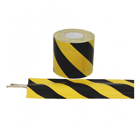 CZT-70B&Y – CableZone Tape (Black&Yellow)
