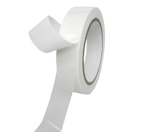 DC-1511 - Double Sided White Polypropylene Tape