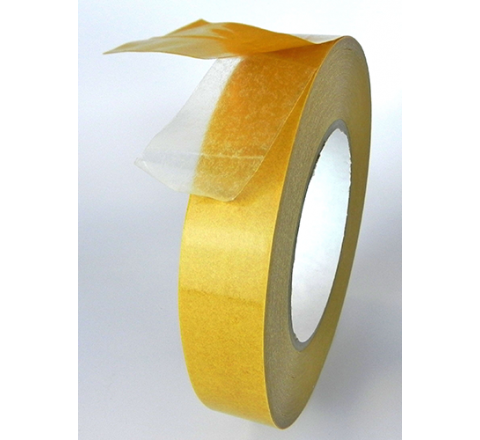DC-3522 - Double Sided Clear Polypropylene Tape
