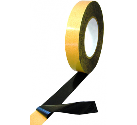 DC-4210VS-B - Double Sided Tissue Tape, Black