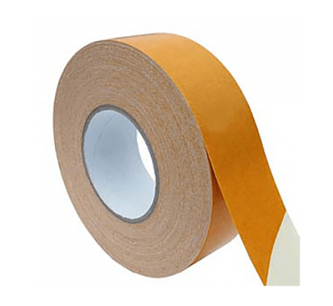 DC-5225 -  Double Sided Polyester Fabric Tape (9.3 Mil)