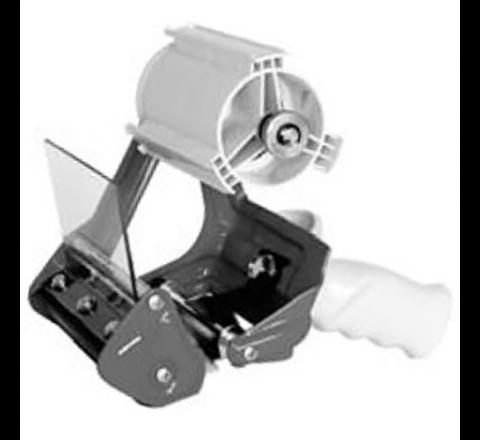 EC-438 - Commercial Grade Hand Held Packing Tape Dispenser