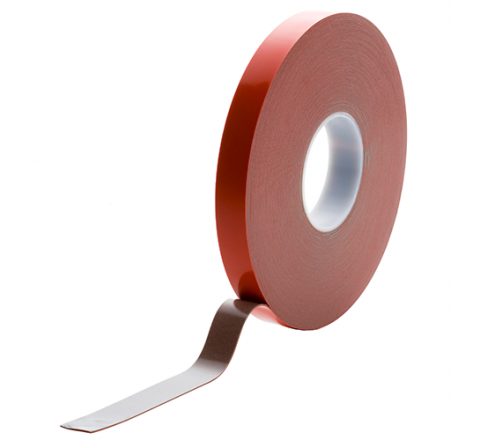 FA-UHB60E - Double Sided Gray Acrylic Foam Tape