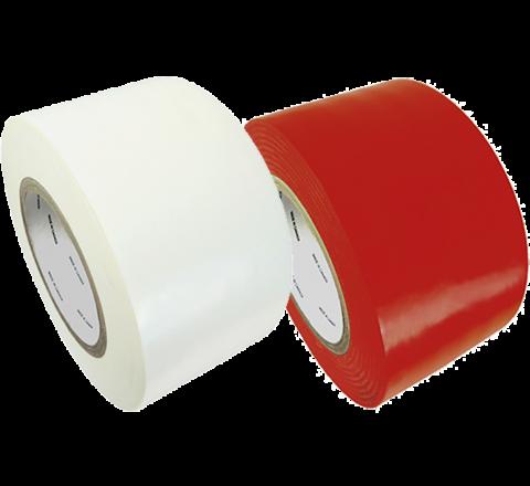 LDPE-7R-UV - 7 mil Polyethylene Protective Film Tape