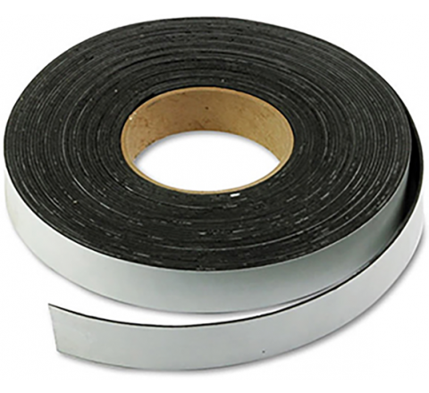 MAG03-I - 3.4 Mil Magnetic Tape, Indoor Adhesive