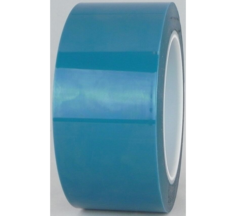 MYP-36US - Dark Blue Polyester Splicing & Printed Circuit Board Tape, Silicone Adhesive