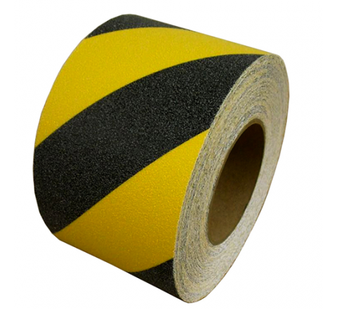 NST-20B&Y - Striped Non-Skid Safety Tapes