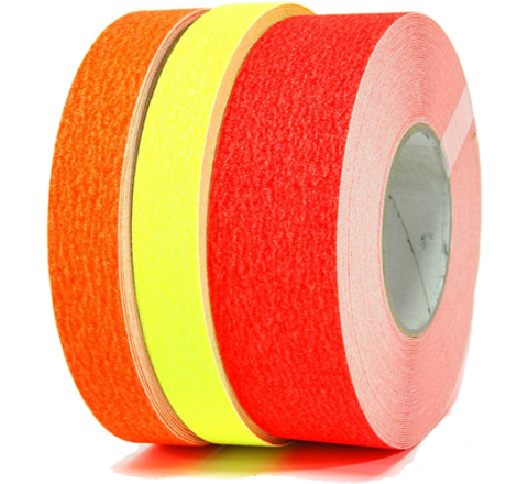 NST-20F - Fluorescent Non-Skid Safety Tapes