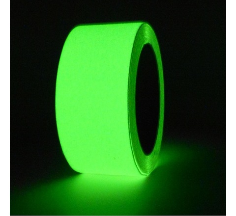 NST-20GL - Luminescent Non-Skid Safety Tapes