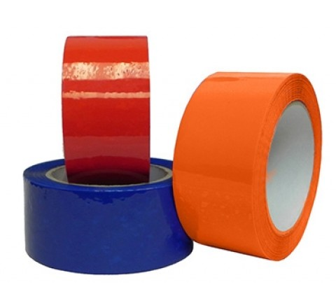 OPP-26CAW - 2.6 Mil Colored Polypropylene Carton Sealing Tape