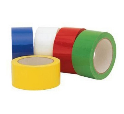 OPP-26C - 2.6 Mil Colored Polypropylene Carton Sealing Tape