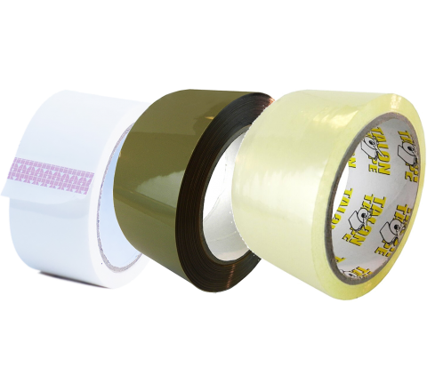 OPP-32AW - 3.2 Mil Polypropylene Carton Sealing Tape