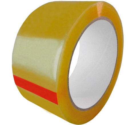 OPP-20NR – 2 Mil Polypropylene Carton Sealing Tape