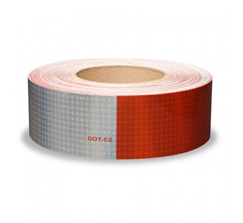 REF DOT 10 year warranty tape