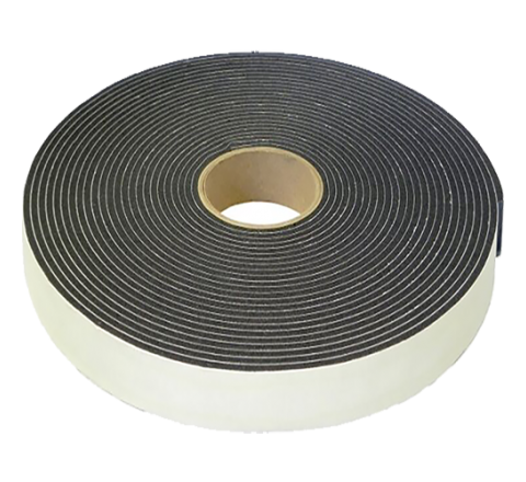 SF-VFLD - Single Sided Low Density PVC Foam Tape