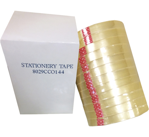 SPP-20HTW - Clear Stationery Office Supply Tape