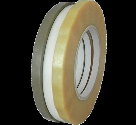 UPVC-22BS - 2.2 Mil UPVC Bag Sealing/Produce Tapes