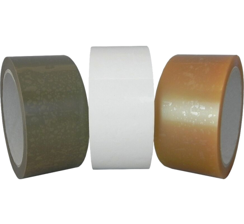 UPVC-22 - 2.2 Mil UPVC Carton Sealing Tape