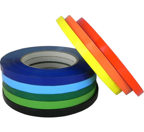 UPVC-24BS - 2.4 Mil UPVC Bag Sealing/Produce Tapes
