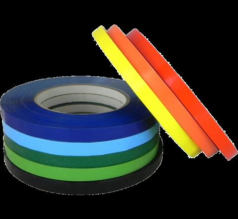 UPVC-24BS - 2.4 Mil UPVC Bag Sealing/Produce Tapes
