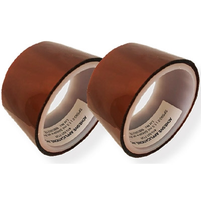 S590HT-DC2 polysil double sided silicone adhesive tape with liner
